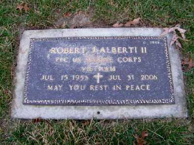 ALBERTI, ROBERT J. II - Suffolk County, New York | ROBERT J. II ALBERTI - New York Gravestone Photos
