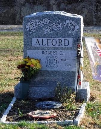 ALFORD, ROBERT G - Suffolk County, New York | ROBERT G ALFORD - New York Gravestone Photos