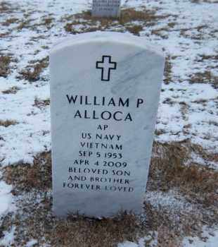 ALLOCA (VN), WILLIAM P - Suffolk County, New York | WILLIAM P ALLOCA (VN) - New York Gravestone Photos