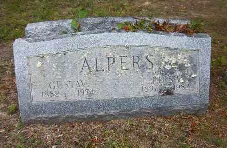 ALPERS, ELISA - Suffolk County, New York | ELISA ALPERS - New York Gravestone Photos