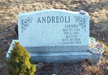 ANDREOLI, SANDRA - Suffolk County, New York | SANDRA ANDREOLI - New York Gravestone Photos