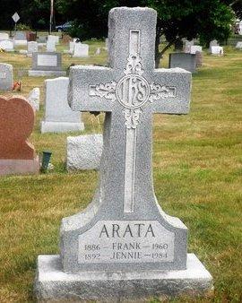 ARATA, FRANK - Suffolk County, New York | FRANK ARATA - New York Gravestone Photos