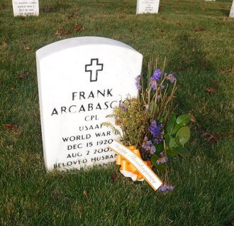 ARCABASCIO (WWII), FRANK - Suffolk County, New York | FRANK ARCABASCIO (WWII) - New York Gravestone Photos