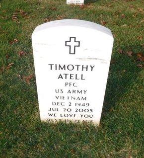 ATELL (VN), TIMOTHY - Suffolk County, New York | TIMOTHY ATELL (VN) - New York Gravestone Photos