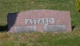 ATTARD, GEORGINA T. - Suffolk County, New York | GEORGINA T. ATTARD - New York Gravestone Photos