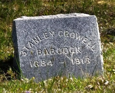 BABCOCK, STANLEY CROWELL - Suffolk County, New York | STANLEY CROWELL BABCOCK - New York Gravestone Photos