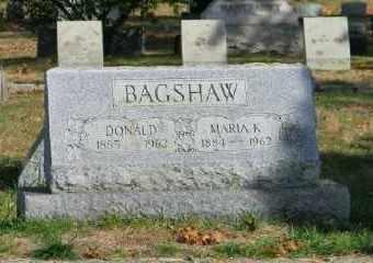 BAGSHAW, DONALD - Suffolk County, New York   DONALD BAGSHAW - New York Gravestone Photos