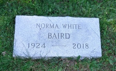 WHITE, NORMA - Suffolk County, New York | NORMA WHITE - New York Gravestone Photos