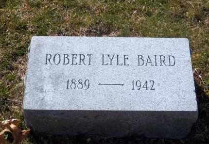 BAIRD, ROBERT - Suffolk County, New York | ROBERT BAIRD - New York Gravestone Photos