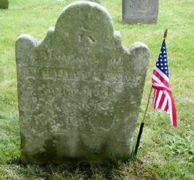 BAKER, ABRAHAM - Suffolk County, New York | ABRAHAM BAKER - New York Gravestone Photos