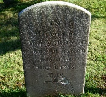 BAKER, NANCY - Suffolk County, New York   NANCY BAKER - New York Gravestone Photos
