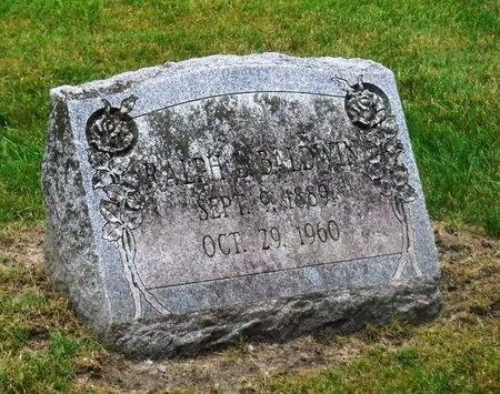 BALDWIN, RALPH L. - Suffolk County, New York | RALPH L. BALDWIN - New York Gravestone Photos