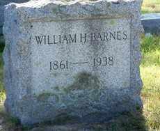 BARNES, WILLIAM H - Suffolk County, New York | WILLIAM H BARNES - New York Gravestone Photos
