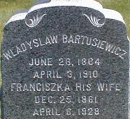 BARTUSIEWICZ, FRANCISZKA - Suffolk County, New York | FRANCISZKA BARTUSIEWICZ - New York Gravestone Photos