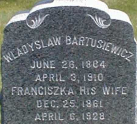BARTUSIEWICZ, WLADYSLAW - Suffolk County, New York | WLADYSLAW BARTUSIEWICZ - New York Gravestone Photos