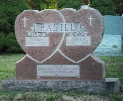 BASILE, EILEEN - Suffolk County, New York | EILEEN BASILE - New York Gravestone Photos