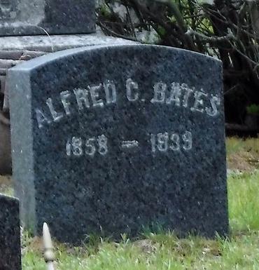 BATES, ALFRED C - Suffolk County, New York   ALFRED C BATES - New York Gravestone Photos