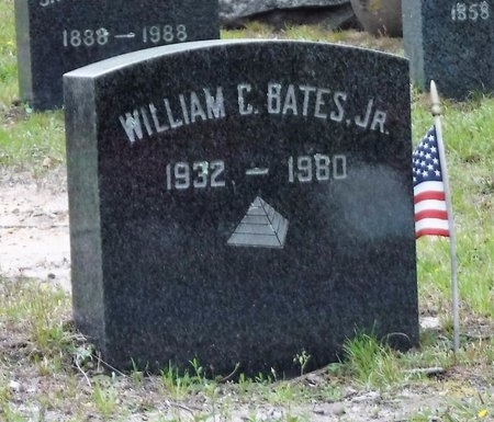 BATES, WILLIAM C - Suffolk County, New York | WILLIAM C BATES - New York Gravestone Photos