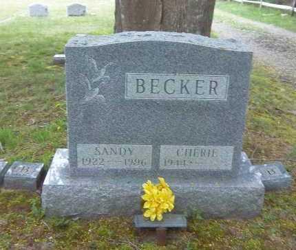 BECKER, SANDY - Suffolk County, New York | SANDY BECKER - New York Gravestone Photos