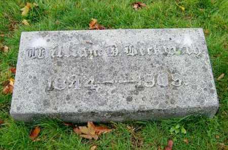 BECKWITH, WILLIAM B - Suffolk County, New York | WILLIAM B BECKWITH - New York Gravestone Photos