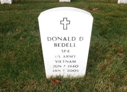 BEDELL (VN), DONALD D - Suffolk County, New York | DONALD D BEDELL (VN) - New York Gravestone Photos