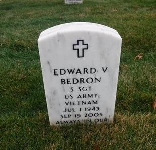 BEDRON (VN), EDWARD V - Suffolk County, New York   EDWARD V BEDRON (VN) - New York Gravestone Photos
