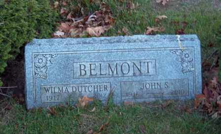BELMONT, WILMA - Suffolk County, New York | WILMA BELMONT - New York Gravestone Photos
