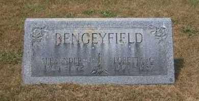 BENGEYFIELD, ALEXANDER J - Suffolk County, New York | ALEXANDER J BENGEYFIELD - New York Gravestone Photos