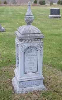 BENJAMIN, ABIGAIL C. - Suffolk County, New York   ABIGAIL C. BENJAMIN - New York Gravestone Photos