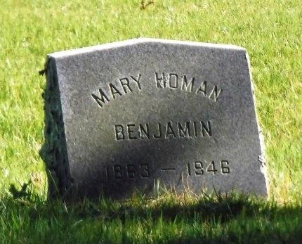 BENJAMIN, MARY - Suffolk County, New York | MARY BENJAMIN - New York Gravestone Photos