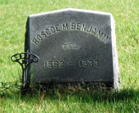 BENJAMIN, ROSCOE M - Suffolk County, New York | ROSCOE M BENJAMIN - New York Gravestone Photos