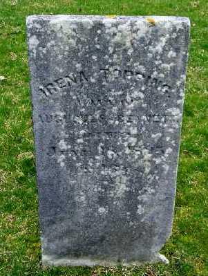 TOPPING BENNETT, IRENA - Suffolk County, New York | IRENA TOPPING BENNETT - New York Gravestone Photos