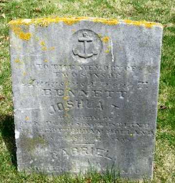 BENNETT, GABRIEL - Suffolk County, New York | GABRIEL BENNETT - New York Gravestone Photos