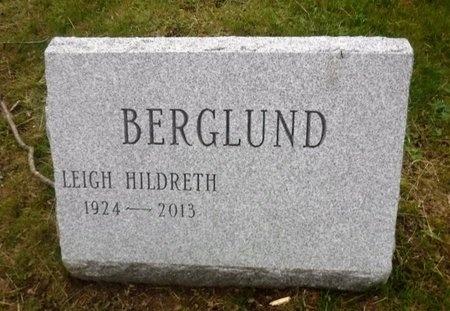 BERGLUND, LEIGH HILDRETH - Suffolk County, New York | LEIGH HILDRETH BERGLUND - New York Gravestone Photos