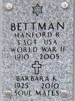 BETTMAN, BARBARA K - Suffolk County, New York   BARBARA K BETTMAN - New York Gravestone Photos