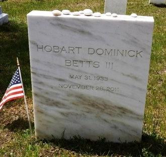BETTS, HOBART DOMINICK - Suffolk County, New York | HOBART DOMINICK BETTS - New York Gravestone Photos
