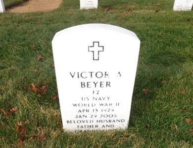 BEYER, VICTOR A - Suffolk County, New York | VICTOR A BEYER - New York Gravestone Photos