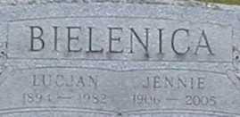 BIELENICA, JENNIE - Suffolk County, New York | JENNIE BIELENICA - New York Gravestone Photos