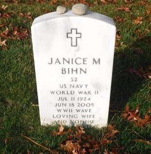 BIHN, JANICE M - Suffolk County, New York | JANICE M BIHN - New York Gravestone Photos