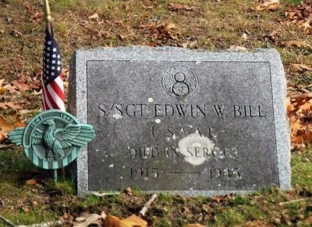 BILL, EDWIN W - Suffolk County, New York | EDWIN W BILL - New York Gravestone Photos