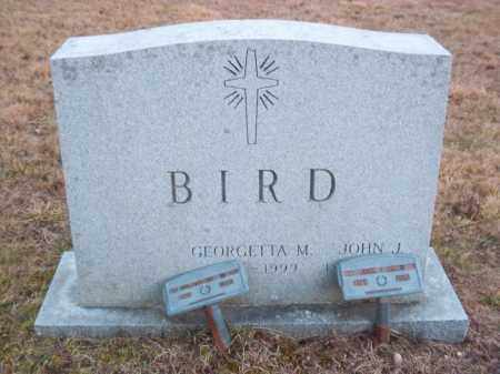 BIRD, GEORGETTA M. - Suffolk County, New York   GEORGETTA M. BIRD - New York Gravestone Photos