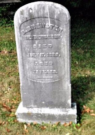 BLYDENBURGH, B. BREWSTER - Suffolk County, New York | B. BREWSTER BLYDENBURGH - New York Gravestone Photos