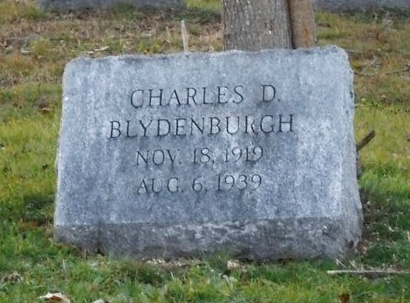BLYDENBURGH, CHARLES D - Suffolk County, New York | CHARLES D BLYDENBURGH - New York Gravestone Photos