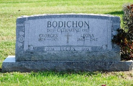BODICHON, LEONA - Suffolk County, New York | LEONA BODICHON - New York Gravestone Photos