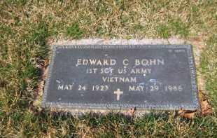 BOHN, EDWARD C. - Suffolk County, New York | EDWARD C. BOHN - New York Gravestone Photos