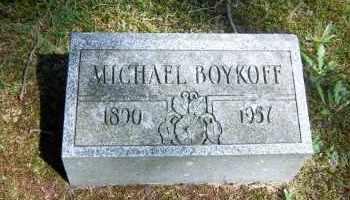 BOYKOFF, MICHAEL - Suffolk County, New York | MICHAEL BOYKOFF - New York Gravestone Photos