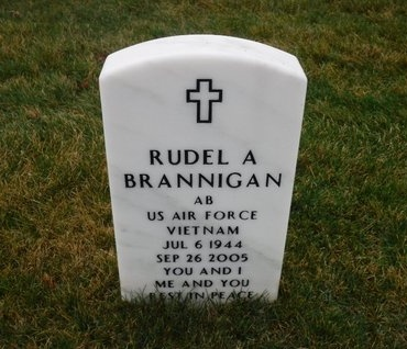 BRANNIGAN (VN), RUDEL A - Suffolk County, New York | RUDEL A BRANNIGAN (VN) - New York Gravestone Photos