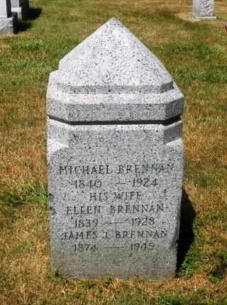 BRENNAN, MICHAEL - Suffolk County, New York | MICHAEL BRENNAN - New York Gravestone Photos