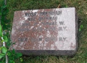 BRENNAN, ROSE - Suffolk County, New York | ROSE BRENNAN - New York Gravestone Photos