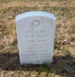 BREVARD, EUGENE - Suffolk County, New York | EUGENE BREVARD - New York Gravestone Photos